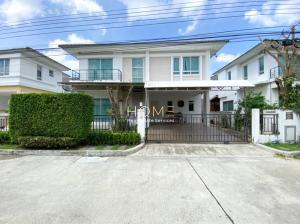 For SaleHouseOnnut, Udomsuk : LIFE BANGKOK BOULEVARD Wongwaen-On Nut / HOUSE 4 BEDROOMS (FOR SALE W / TENANT) TUN211