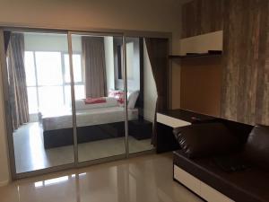 For RentCondoRama9, RCA, Petchaburi : Condo for rent near mrt. Rama 9 for rent 17000 baht / month Aspire Rama 9 room 39 sq.m.