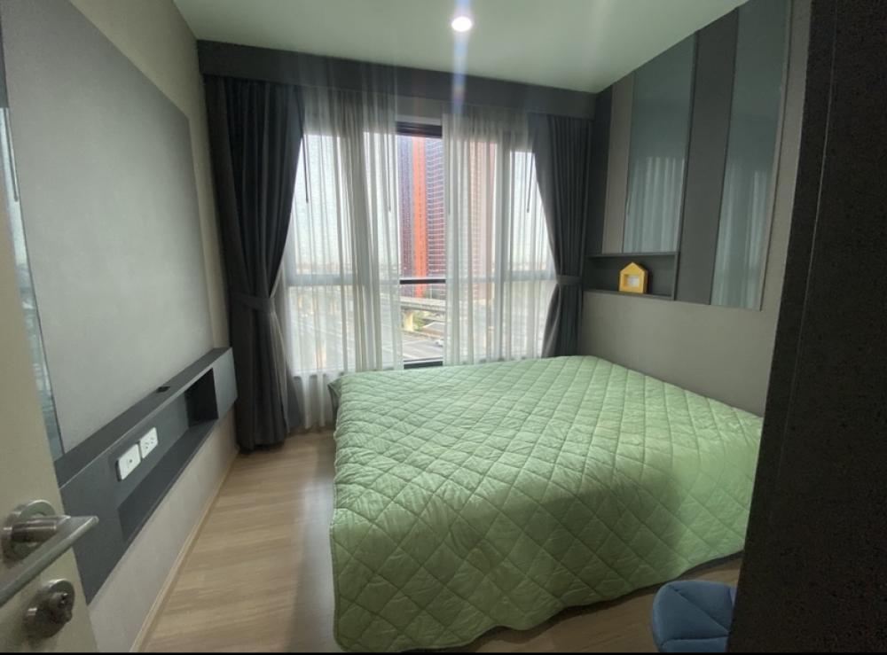 For RentCondoRamkhamhaeng, Hua Mak : For rent The Base Rama 9-Ramkhamhaeng - 1 bed, size 30 sq m, ready to move in, near ARL Ramkhamhaeng **.