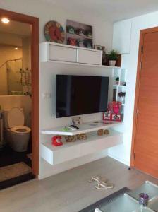 For RentCondoSathorn, Narathiwat : Condo for rent Rhythm Sathorn - Narathiwas   Type 1 bedroom 1 bathroom Size 35 sq.m. Floor 25