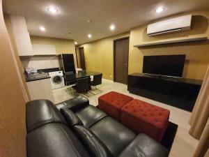 For RentCondoSathorn, Narathiwat : Condo for rent Rhythm Sathorn - Narathiwas  Type 2 bedroom 2 bathroom Size 62 sq.m.