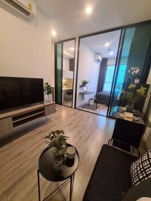 For RentCondoRamkhamhaeng, Hua Mak : Condo for rent: Knightsbridge Collage Ramkhamhaeng Room 1 bed plus 32 sq.m.