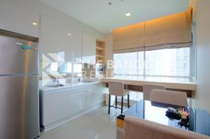 For SaleCondoRama9, RCA, Petchaburi : The Address Asoke sells at a price lower than the market, 46 sq m. 5,890,000 baht.