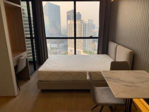 For RentCondoSiam Paragon ,Chulalongkorn,Samyan : For rent: Ashton Chula-Silom, beautiful decoration, fully furnished, near MRT Sam Yan