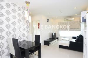 For RentCondoWongwianyai, Charoennakor : 2B2B Best Price!! Condo for Rent Near BTS Krung Thonburi - Q House Condo Sathorn @25,000 Baht/Month