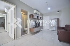 For RentCondoRama9, RCA, Petchaburi : 17,000 The best price, 2 bedrooms, 1 bath, opposite Central Rama 9.