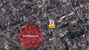 For SaleLandOnnut, Udomsuk : Land for sale Sukhumvit 62/1 500 meters from BTS Bang Chak.