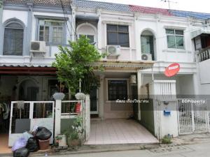 For SaleTownhouseChokchai 4, Ladprao 71, Ladprao 48, : 2 storey townhouse for sale, Ladprao 93, Khlong Chao Khun Sing Subdistrict Wang Thonglang, Bangkok 10310