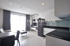 For SaleCondoRatchadapisek, Huaikwang, Suttisan : Quinn condo Ratchada 4,500,000 baht 45 sq m. 1 bedroom, 1 bathroom, high floor, open view.