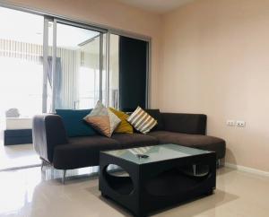 For RentCondoRama9, RCA, Petchaburi : ASPIRE RAMA 9 For rent :  19th Fl., Tower A, 39 sq.m., 1 Bedroom, 1 Bathroom,
