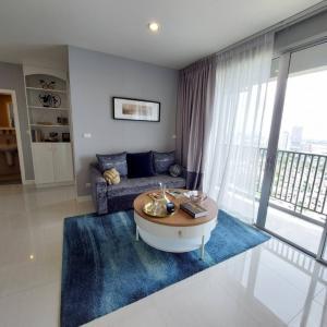 For SaleCondoRattanathibet, Sanambinna : 🎊 manor Sanambin Nam 🎉 2 bed 2 bath width 63sq.