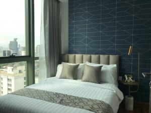 เช่าคอนโดราชเทวี พญาไท : For Rent Wish Signature Midtown Siam ONE bed 33 ตร.ม มีลิฟท์ส่วนตัว @JST Property.