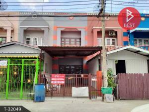 For SaleTownhouseNawamin, Ramindra : Townhouse for sale Thong Sathit Villa 6 Village Sai Mai-Hathairat