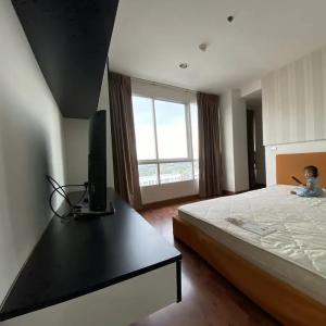 For RentCondoRamkhamhaeng Nida, Seri Thai : ✅ For rent, Bangkok Horizon Ramkhamhaeng, near Airport Link, size 42 sq m, fully furnished and electric appliances ✅