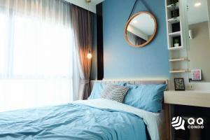 For RentCondoSukhumvit, Asoke, Thonglor : For Rent The Tree Sukhumvit 71-Ekamai 1Bed , size 27 sq.m., Beautiful room, fully furnished.
