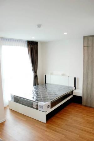 For RentCondoBangna, Lasalle, Bearing : Condo for rent at Lumpini Bangna km.3