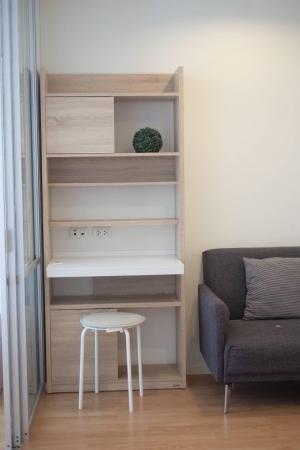 For RentCondoOnnut, Udomsuk : Condo for rent Lumpini Ville On Nut 46. Phat 26 sq m.