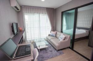 For RentCondoBangna, Lasalle, Bearing : H5R 040363 : Condo for rent Villa Lasalle 9,000 baht/month.
