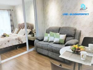 For RentCondoOnnut, Udomsuk : 🏠📋 Rent Regent Sukhumvit 81 📋🏠 Luxurious decoration, fully furnished.