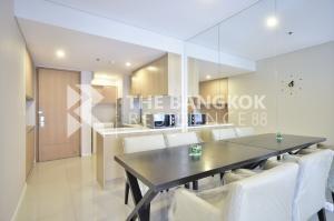 For SaleCondoRama9, RCA, Petchaburi : Villa Asoke, urgent sale, lower than market price, 5,950,000 baht, 48 sq m., 1 bedroom, 1 bathroom.