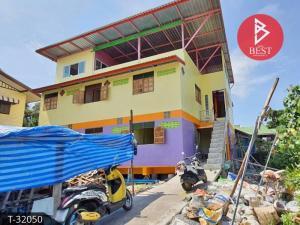 For SaleBusinesses for saleSamrong, Samut Prakan : Dormitory for sale / house for rent 69.0 square wa, Bang Ya Phraek, Phra Pradaeng, Samut Prakan.