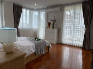 For RentCondoSilom, Saladaeng, Bangrak : For rent/ sale : Baan siri silom (Spacious room/ good price ~)