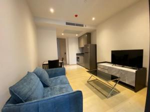 เช่าคอนโดพระราม 9 เพชรบุรีตัดใหม่ : Ashton Asoke-Rama 9 - 1 bedroom For Rent