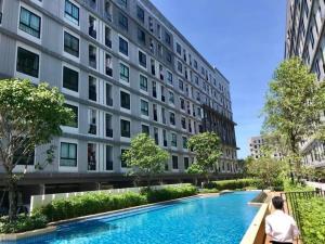 For RentCondoRamkhamhaeng Nida, Seri Thai : For rent!!️ Condo Unio Ramkhamhaeng-Serithai