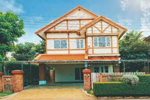 For SaleHousePinklao, Charansanitwong : House for sale, 54.9 sq m., 3 bedrooms, 3 bathrooms, completely renovated. Like a new home delivered from Laddarom University, Ratchaphruek-Pinklao project
