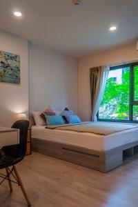 ขายคอนโดเชียงใหม่ : ขาย/ให้เช่าคอนโด Escent Ville 2ห้องนอนเชียงใหม่