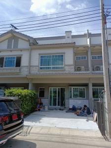 เช่าทาวน์เฮ้าส์/ทาวน์โฮมบางนา แบริ่ง : ทาวน์โฮมให้เช่าใกล้ ม เอแบคบางนา 3 ห้องนอน3 ห้องน้ำ หมู่บ้าน วิลเลจจิโอ บางนา กม26