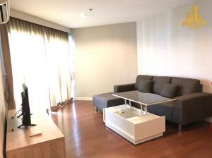For RentCondoRama9, RCA, Petchaburi : Condo for rent, Bell Rama 9 (Belle Rama 9), 2 bedrooms, 1 bathroom, 1 kitchen, size 59 sq.m., Building D1, 36th floor, price 26,000 baht.