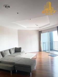 For RentCondoRama9, RCA, Petchaburi : Condo for rent Bell Rama 9 (Belle Rama 9) 2 bedrooms, 1 bathroom, 1 kitchen, size 69 sq m. Building D1 sq m., 12th floor, price 25,000 baht.