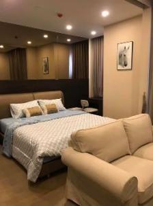 For RentCondoSukhumvit, Asoke, Thonglor : Condo for rent, Ashton Asoke, 34 sqm., 24th floor, beautiful decoration, very cheap price