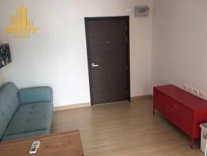 For RentCondoRama9, RCA, Petchaburi : Condo for rent, Supalai Veranda Rama 9, 1 bedroom, size 41 sqm., 20th floor, Building B, price 12,500 baht.
