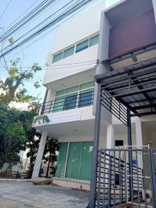 ขายตึกแถว อาคารพาณิชย์สำโรง สมุทรปราการ : อาคารพาณิชย์ขาย : บิสซิเนส ทาวน์ ซิตี้ ปาร์ค (064-6654666)