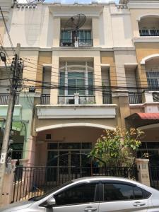 For SaleShophouseRama 2, Bang Khun Thian : Commercial building for sale: Prinlak Rama 2 (064-6654666)