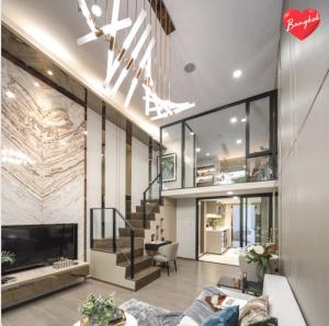 Sale DownCondoRatchathewi,Phayathai : Quick down payment!! Park Origin Ratchathewi, 30th floor, VVIP price, best room location in this type (for more information - Negotiable :)