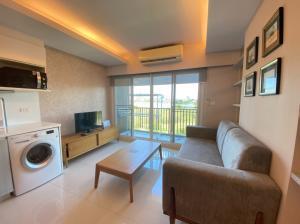 ขายคอนโดแจ้งวัฒนะ เมืองทอง : ✨✨ขายขาดทุนด่วน !!!  Double Lake Muang Thong Thani  2 ห้องนอน 2 ห้องน้ำ ชั้น 6 อาคาร A วิวทะเลสาบ ขนาด 56 ตรม. MRT สายสีชมพู เมืองทองธานี  ขายเพียง 3.5 ล้านบาท✨✨