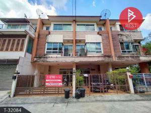 For SaleTownhouseKasetsart, Ratchayothin : Townhome for sale, Chamchuri Park, Ramintra, Bangkok.