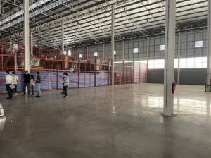 For RentWarehouseBang Sue, Wong Sawang : Code C4132 Warehouse for rent on Prachachuen Road, size 1,800 sqm., Wong Sawang, Bang Sue.
