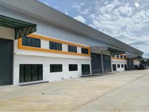 For RentWarehouseNakhon Pathom, Phutthamonthon, Salaya : Code C4131 For rent, warehouse with office, new condition, size 470 square meters, Rai Khing, Sampran, Nakhon Pathom.