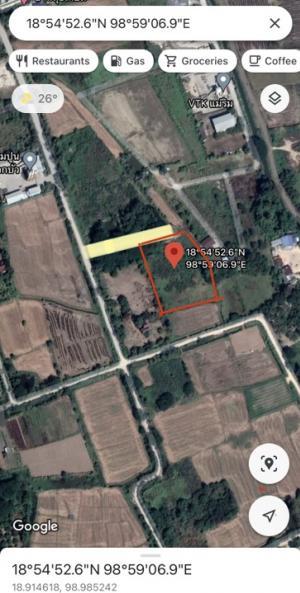ขายที่ดินเชียงใหม่ : ขายที่ดินถูกทำเลดีมาก อ.แม่ริม 3 ไร่ 2 งาน 83ตรว. 500ม.จากถนนใหญ่1260 ห่างรพ.สันทราย 3 นาที (เจ้าของขายเอง)