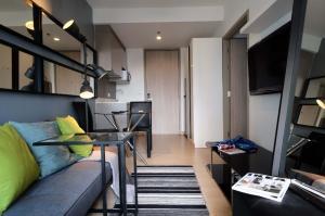 For RentCondoOnnut, Udomsuk : Rent 18fl, 27 sqm, 1Bedroom city view, Pictures (owner)