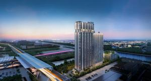 Sale DownCondoRamkhamhaeng,Min Buri, Romklao : 🔥 Selling down payment asap!!️ 🔥 The Origin Ram 209 interchange, contact Khun Nun, call 064 554 2655