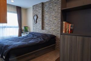For SaleCondoBangna, Lasalle, Bearing : Hot Sale!! Condo Villa Lasalle Sukhumvit 105 Size 32 sq.m. Fully furnished near BTS