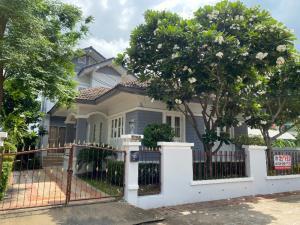 ขายบ้านรังสิต ธรรมศาสตร์ ปทุม : ขายบ้านน่าอยู่ 2 หลัง 70 ตร.วา มบ.ปาริชาติ รังสิตคลอง 4 อ.คลองหลวง จ.ปทุมธานี
