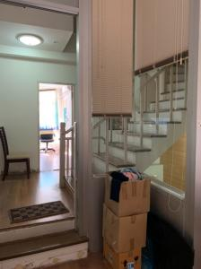 For RentTownhouseYothinpattana,CDC : For rent urgently! Townhome near Central Eastville, along the express, only 30,000 baht, call 095-929-5613