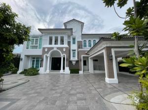 For SaleHousePinklao, Charansanitwong : 3297-A😍 For SELL 2 storey house for sale, 4 bedrooms 🚄 near The Circle Ratchapruek 🏢 Ladawan Ratchaphruek-Pinklao 🔔House area:163.80 sq wa🔔 Usable area:416.00 sq m.💲Sale:55,000,000฿📞O88-7984117,O65-9423251✅LineID:@sureresidence