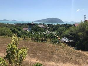For SaleLandPhuket, Patong : Beautiful Sea view land for sale